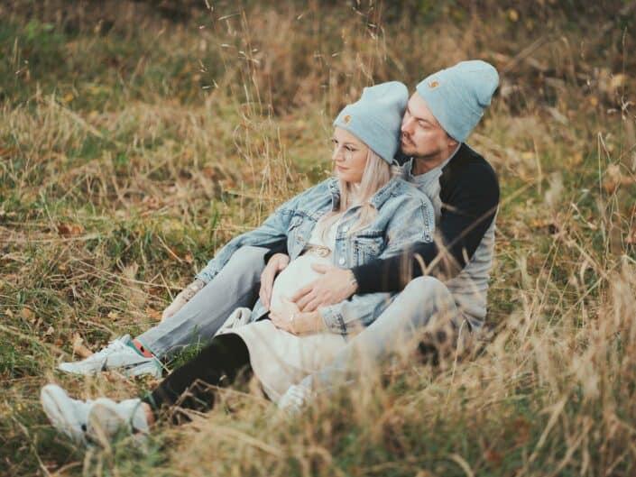 Babybauch Fotos in und um Verden Annalorek 1 - Anna Lorek Fotografie
